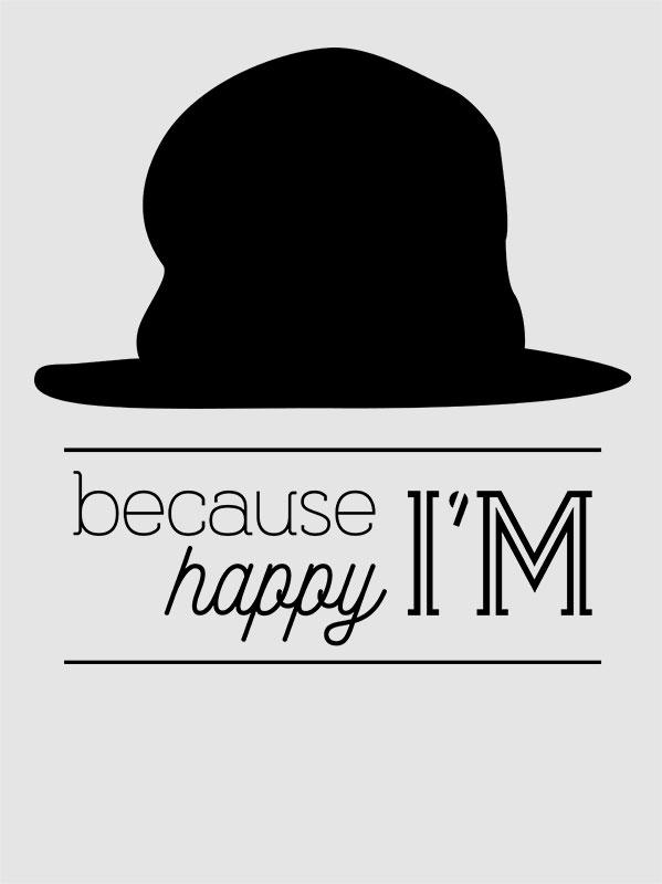 Pharrell - Happy - Directlyrics